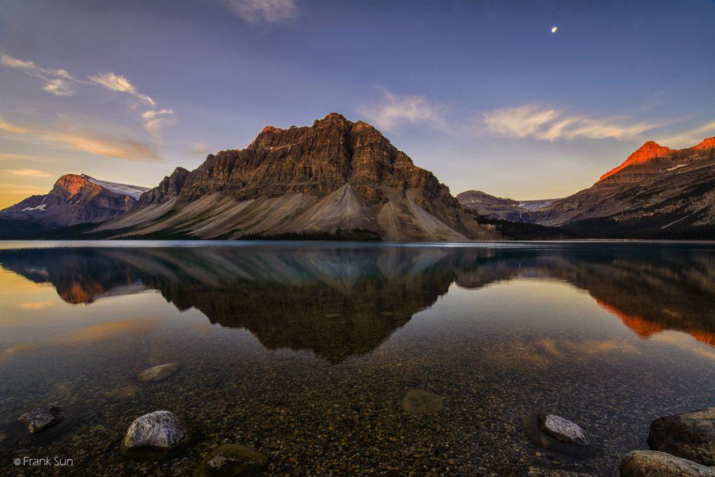 Bow Lake Photo